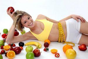 dieta para marcar