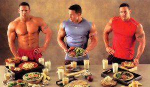 dietas culturismo