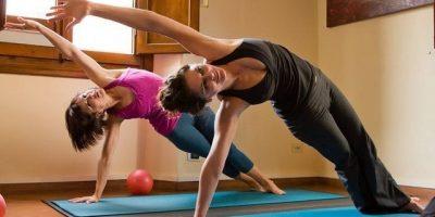 rutina de pilates