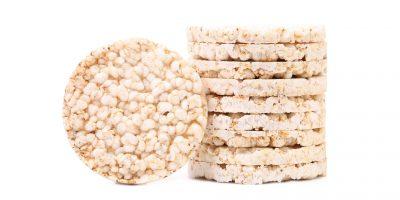 tortitas de arroz para adelgazar