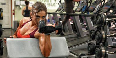 bíceps con trampa