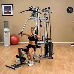 entrenamiento en multiestación de ejercicio