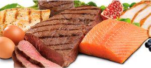 la dieta de proteínas