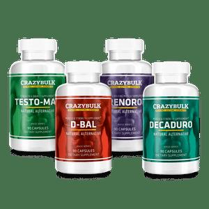 esteroides para el crecimiento muscular
